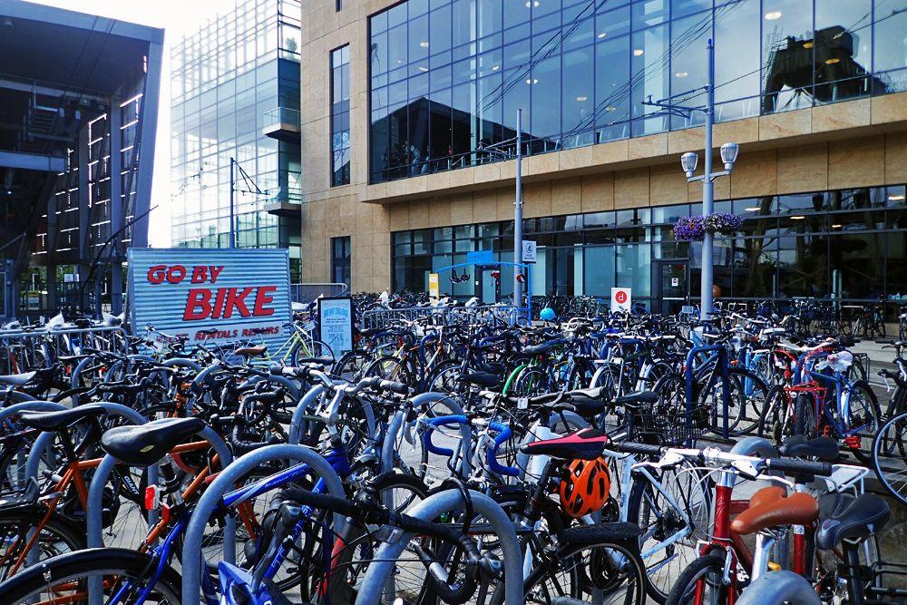 Bike Friendly Cities | Bike Parking | E-Lux Electric Bikes