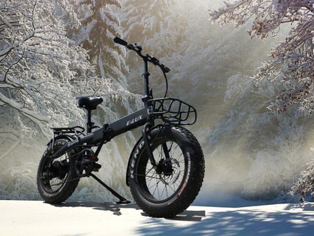 Riding Through the Snow: Making Your Electric Bike Winter Ready