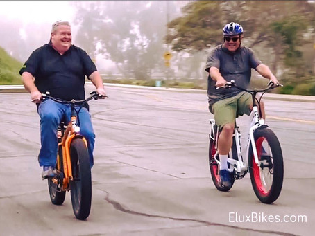 How Electric Bikes Help with Injury Recovery