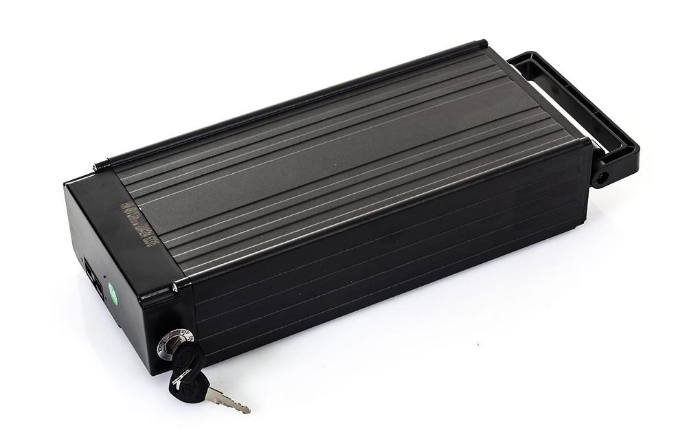Samsung 48-volt 10 amp hour lithium ion battery   Elux Electric Bikes