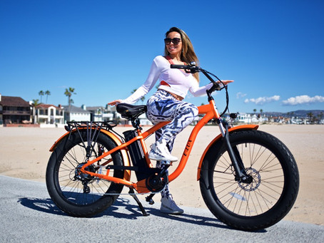 Bike Review: The E-Lux Electric Bikes Tahoe GT