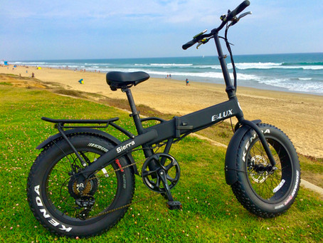 5 Reasons To Buy a Folding E-Bike