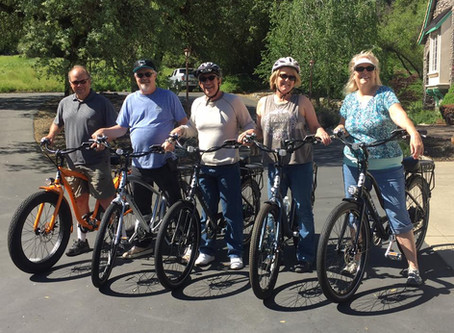 Baby Boomers Helping To Drive the Electric Bike Boom