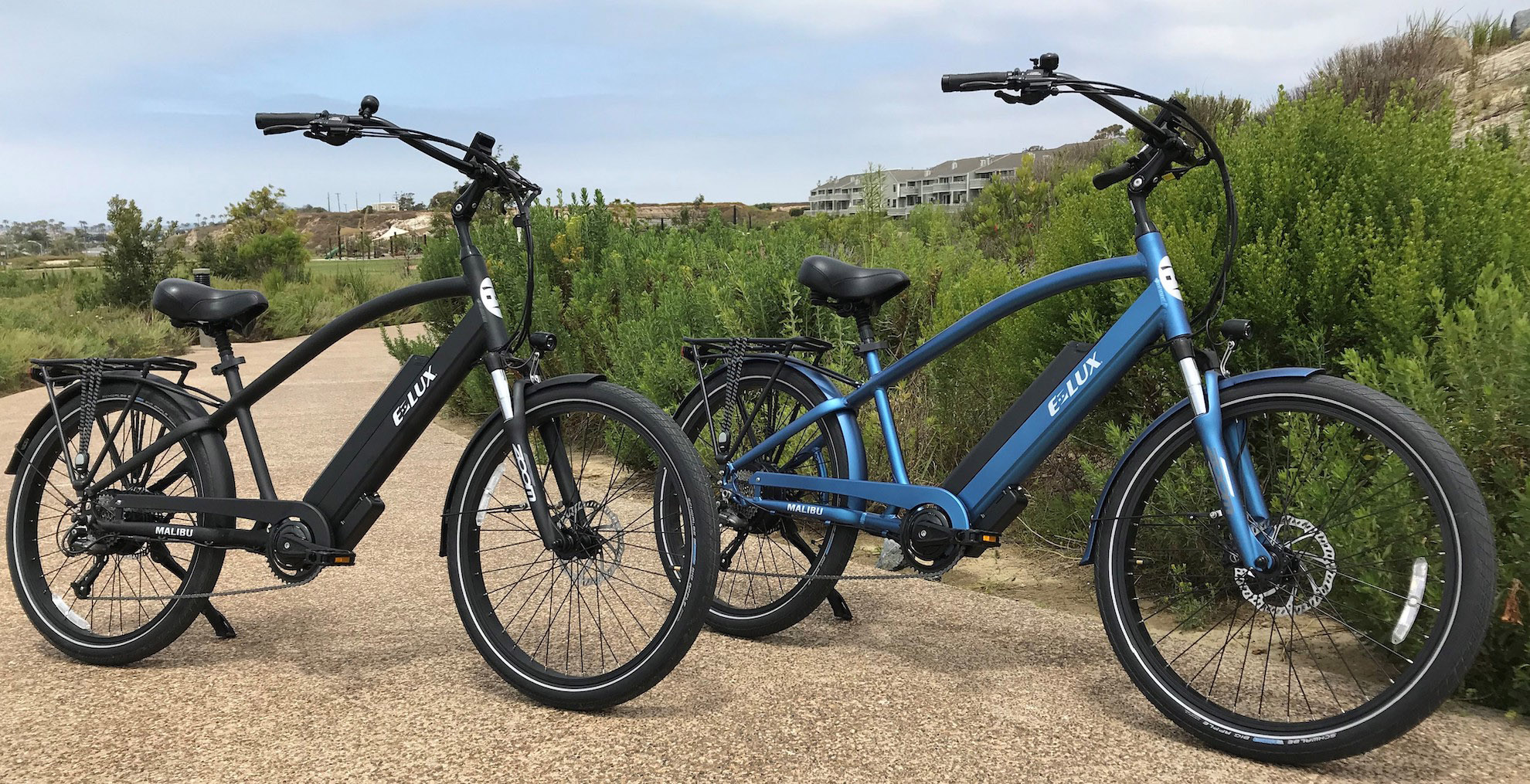 Malibu E-Lux Electric Bikes