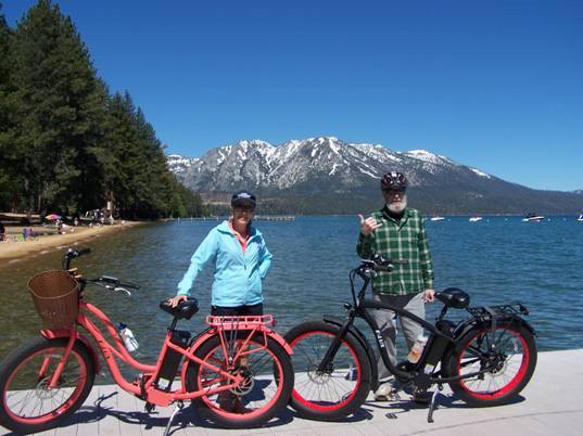 Electric Bikes for All Seasons | E-Lux Electric Bicycles