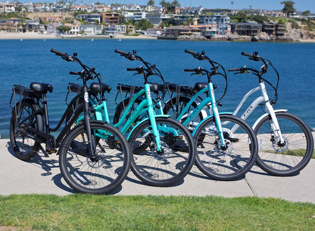5 Reasons To Buy an Electric Bike