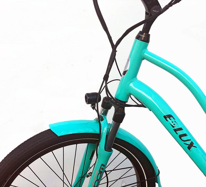 Zoom Front Suspension Shocks | E-Lux Electric Bikes