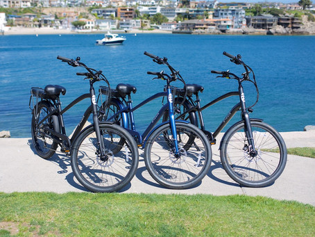 How To Build a Fitness Foundation Using an Electric Bike