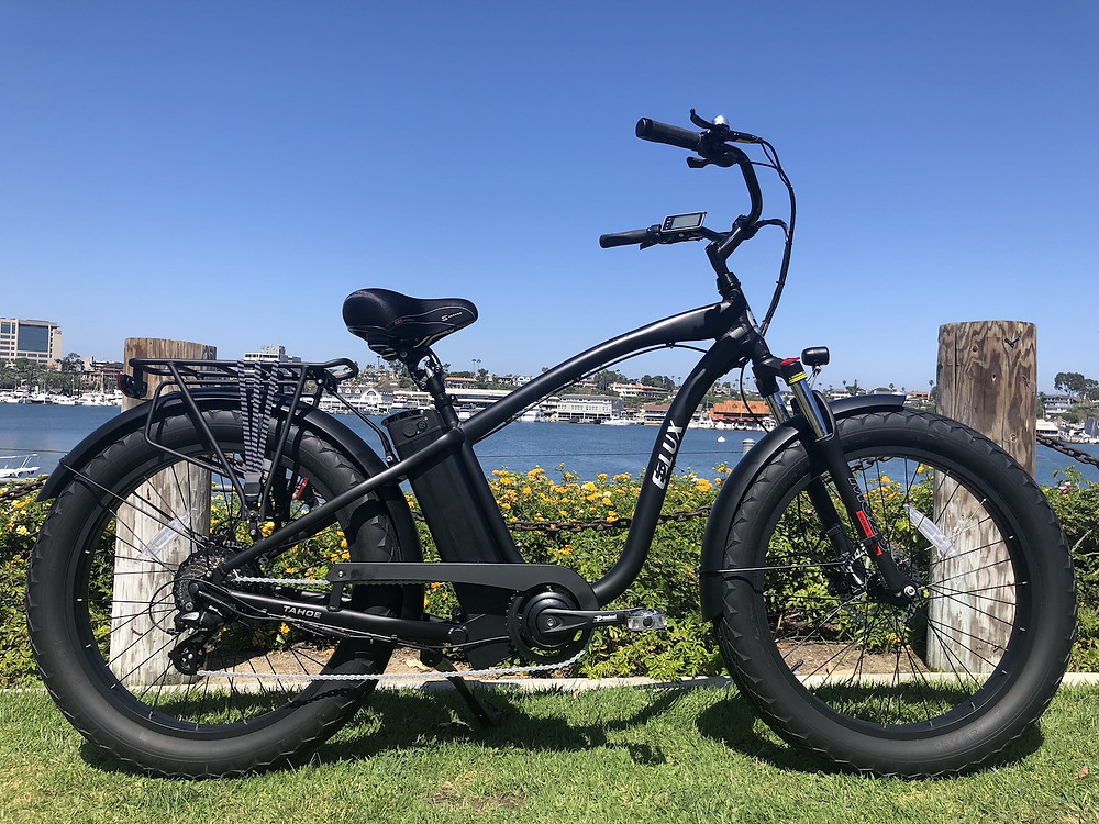 Electric Sport Bike | E-Lux Electric Bikes