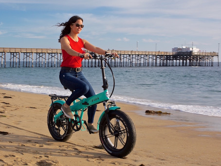 Cargo Bike Blurs the Line Between E-Bike and Electric Vehicle