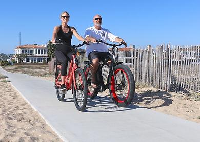 E-Lux Bikes, comfort, accessibility and fun