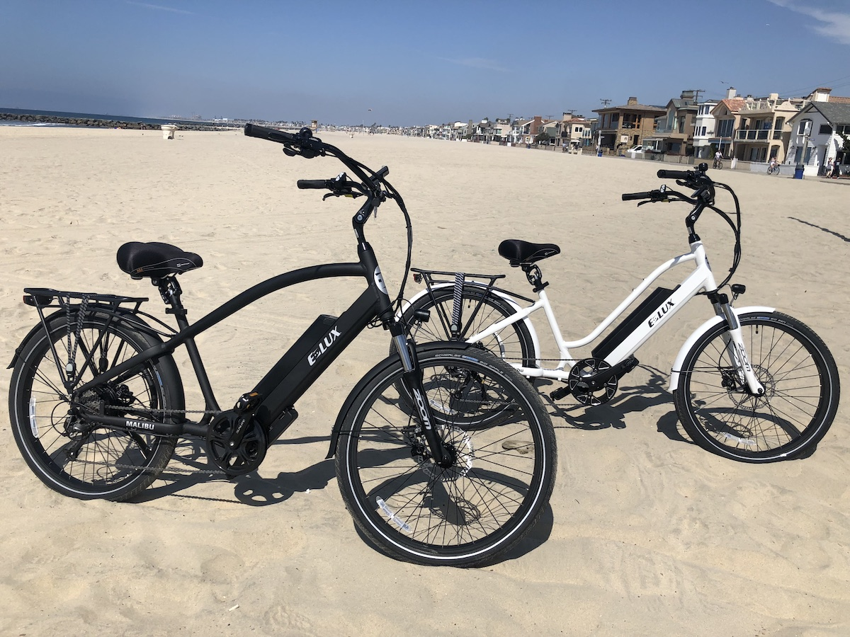 Malibu GT Electric Hybrid Spork Bike
