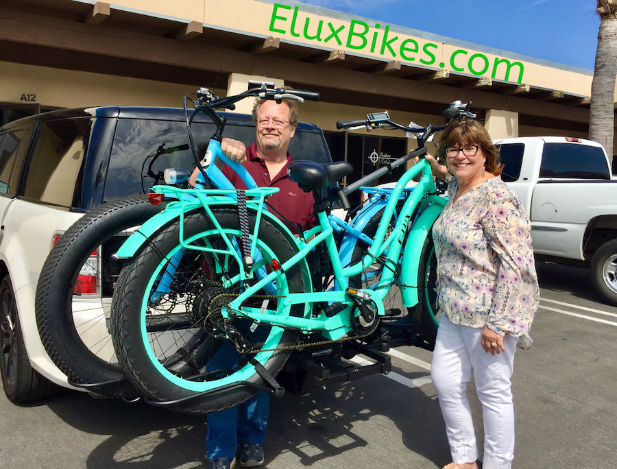 Electric Bikes on the Go with Senior Living