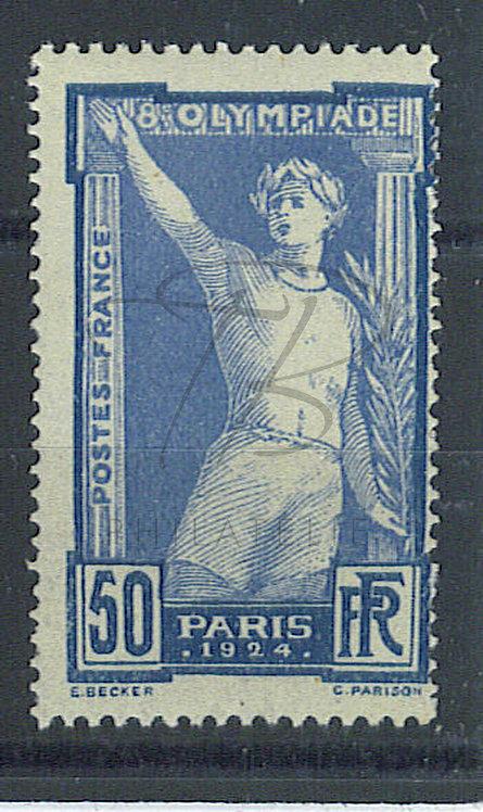 France n°186 , *