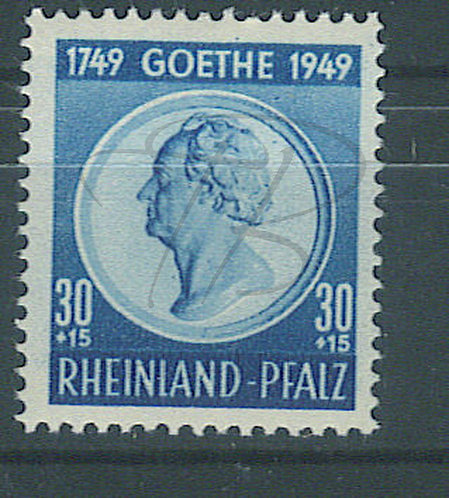 Etat Rhéno-Palatin n°47 , **