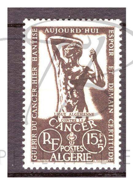 Algérie n°332 , *