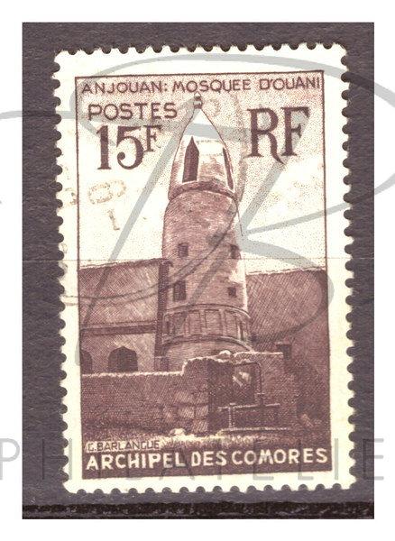 Comores n°10