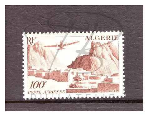 Algérie P.A. n°10 , **