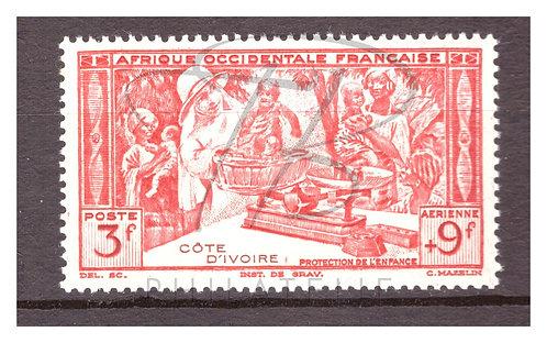 Côte d'Ivoire P.A. n°8 , *