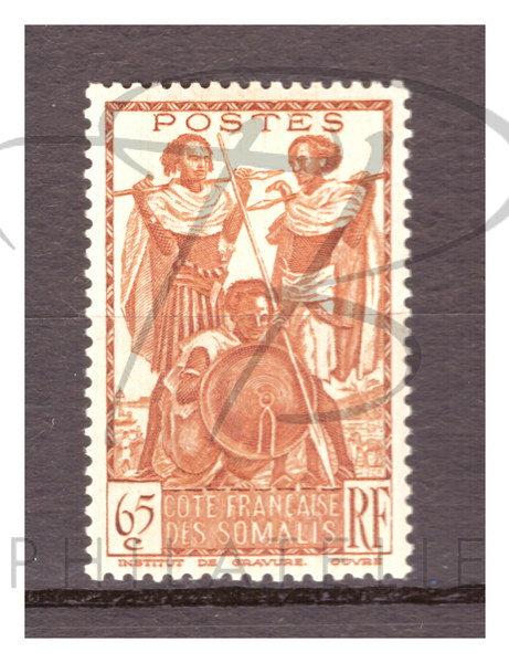 Somalis n°160 , *
