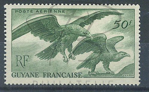 Guyane P.A. n°35 , * (a)