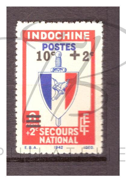 Indochine n°283 , (*)