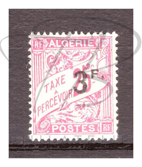 Algérie taxe n°14 , *
