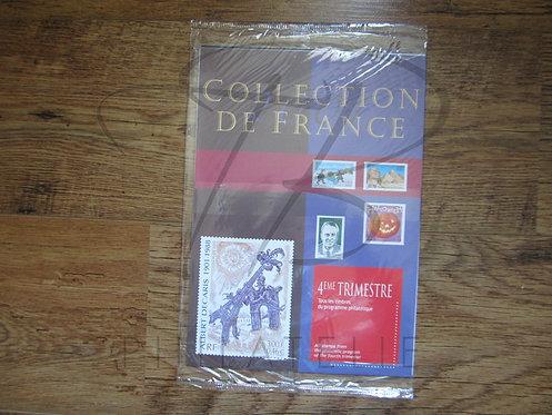 Abonnement 2001 4° trimestre