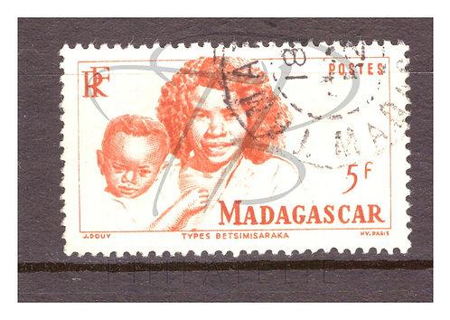 Madagascar n°313