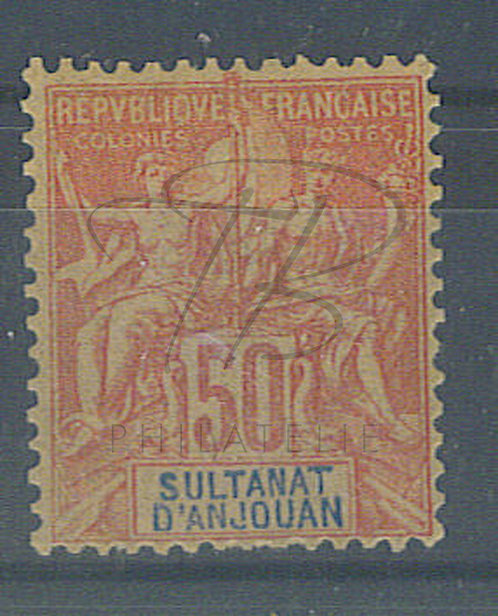 Anjouan n°11 , * (a)