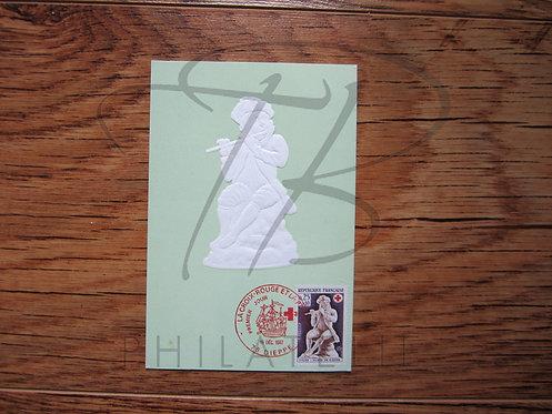 Carte maximum n°1540