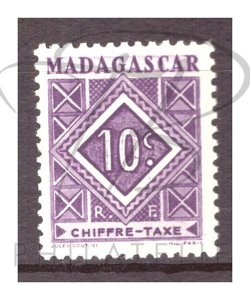 Madagascar taxe n°31 , **