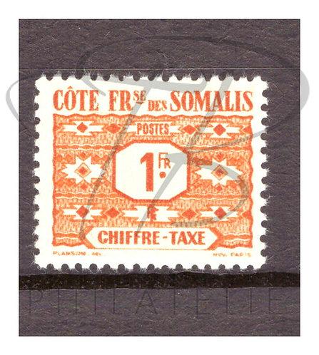 Somalis taxe n°47 , **