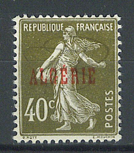 Algérie n°20 , *