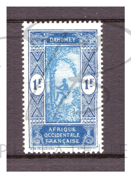 Dahomey n°78 , *