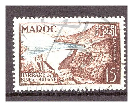 Maroc n°329