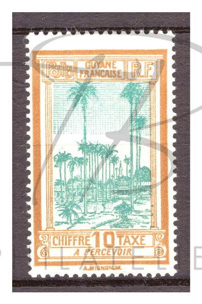 Guyane taxe n°14 , *