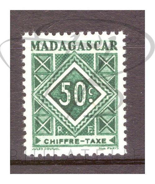 Madagascar taxe n°33 , **