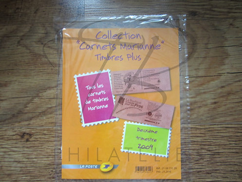 Abonnement 2009 2° trimestre Marianne