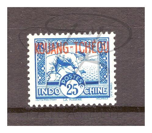 Kouang-Tchéou n°133 , *