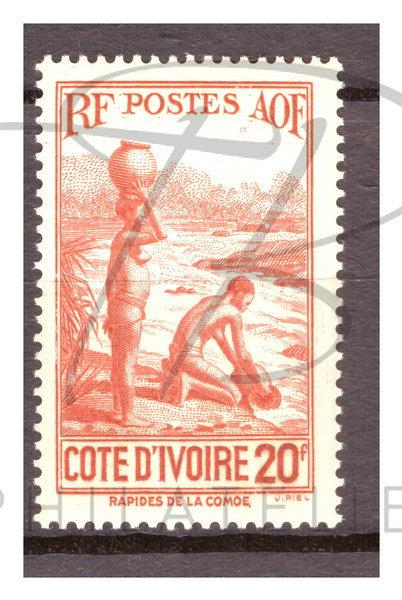 Côte d'Ivoire n°132 , **
