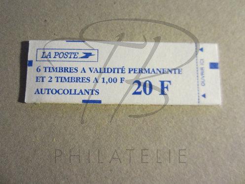 Carnet mixte n°1507
