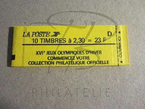 Carnet n°2614-C6