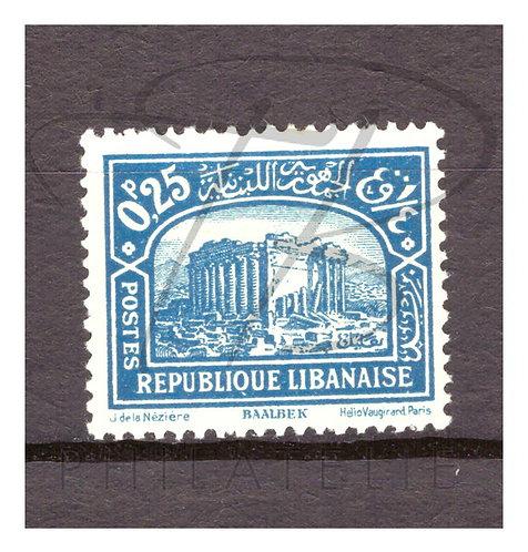 Grand Liban n°130 , *