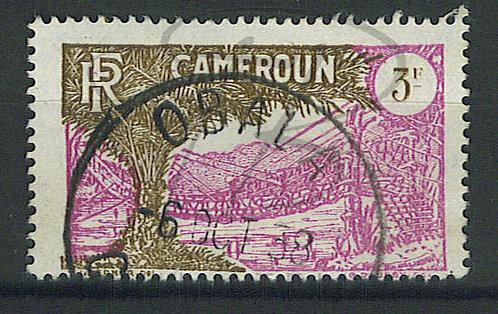 "Cameroun n°148 , cachet ""OBALA"""