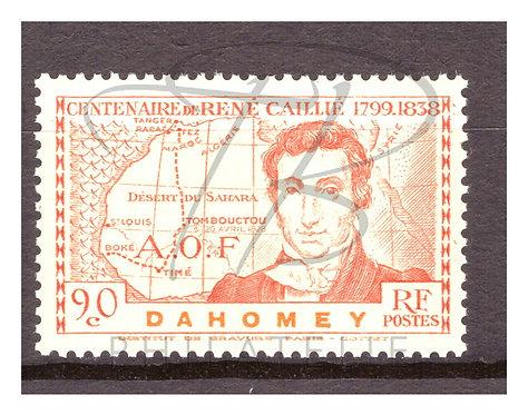 Dahomey n°110 , **