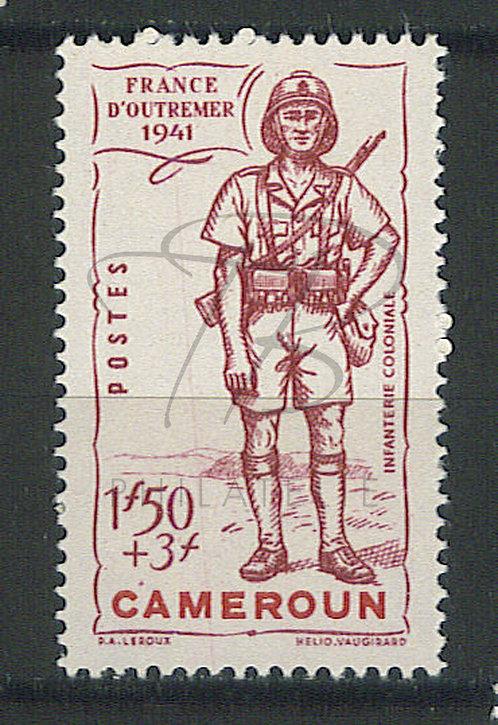 Cameroun n°198 , *