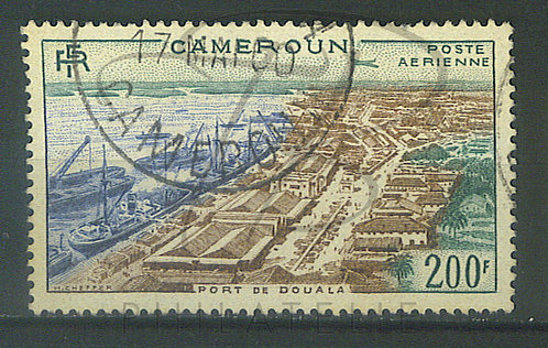 Cameroun P.A. n°48