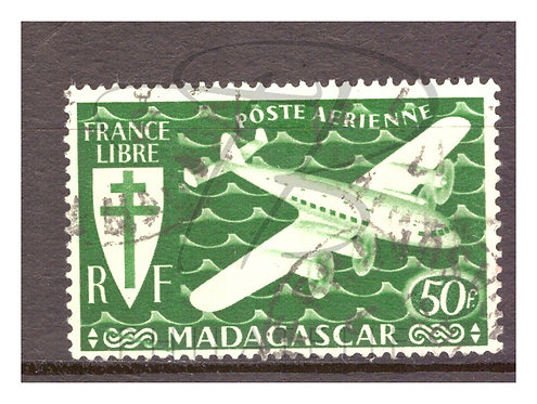Madagascar P.A. n°60