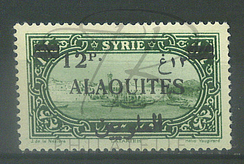 Alaouites n°39 , *